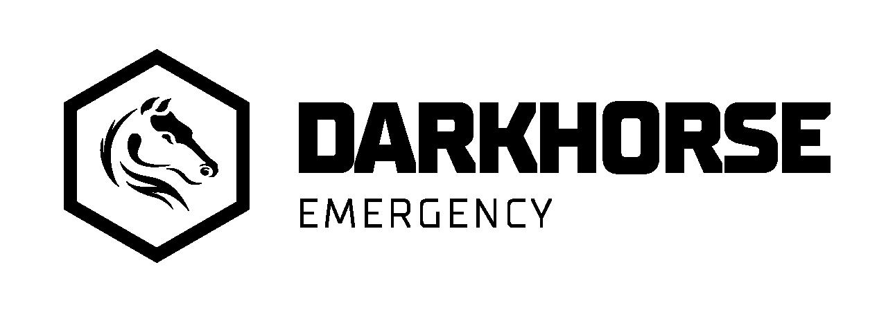 Darkhorse Emergency Logo www.darkhorseemergency.com